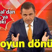 Fatih Portakal'ın YSK'ya bir oyun dönüyor diye tepki göstermesi