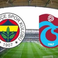 Fenerbahçe - Trabzonspor maçında deplasman yasağı kararı