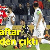 Fenerbahçe 2-3 Teleset Mobilya Akhisarspor Maç Özeti ve Goller beINsport