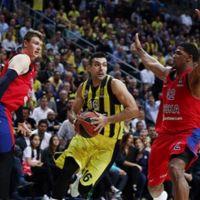 Fenerbahçe 79-75 CSKA Moskova özet izle Euoleague basketbol maçı geniş özeti