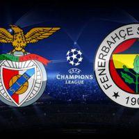 Fenerbahçe Benfica maçı ne zaman saat kaçta hangi kanalda kafede yayınlanacak