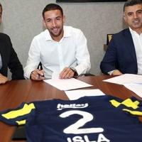 Fenerbahçe, Maurizio Isla ile sözleşme imzaladı