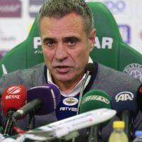 Fenerbahçe Teknik Direktörü Yanal: Galibiyeti tartışmalı bir sonuçla kaybettik