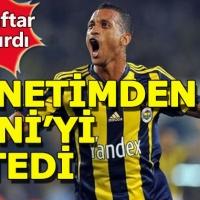 Fenerbahçe'de Luis Nani hareketliliği