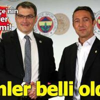 Fenerbahçe'nin transfer gündemi: Alcacer, Bolasie, Sturridge