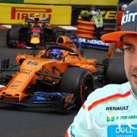 Fernando Alonso F1'e veda ediyor