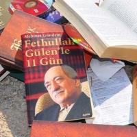 Fethullah Gülen kitaplarına yasak!