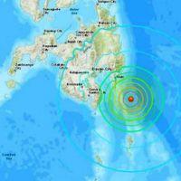 Filipinler'de deprem! Tsunami alarmı verildi