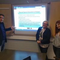 Finlandiya'da Türk okulu kuruldu