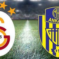 Galatasaray - Ankaragücü maçı ne zaman, saat kaçta, hangi kanalda?
