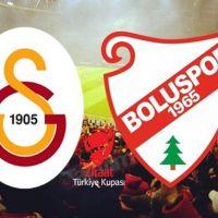 Galatasaray - Boluspor maçı ne zaman? GS Bolu maçı hangi kanalda, saat kaçta?