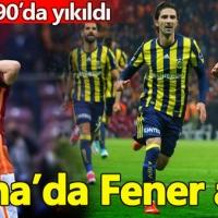 Galatasaray 0-1 Fenerbahçe Maç Özeti (23 Nisan 2017)