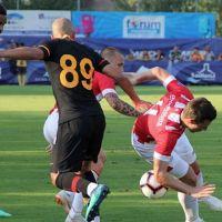 Galatasaray 1-3 PSV Eindoven Hazırlık Maçı özet görüntüleri