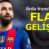 Galatasaray Arda Turan için sponsorları araya soktu - Galatasaray Transfer Haberleri