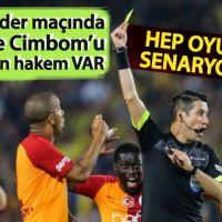 Galatasaray-Başakşehir maçında Ali Palabıyık VAR