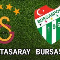 Galatasaray Bursaspor maçı canlı izle | Şifresiz yayın | instagram linkleri | Canlı yayın linkleri | canlı dinle