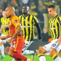 Galatasaray Fenerbahçe'yi ağırlıyor