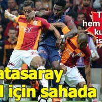 Galatasaray kupada final istiyor