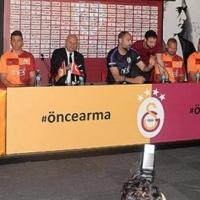 Galatasaray'ın yeni sezon formasına tepkiler çığ gibi