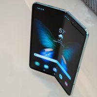 Galaxy Fold ekran sorunu açıklaması