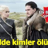 Game of Thrones'un final sezonunda kimler ölecek? (Bilgisayar tahmin etti)