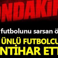 Süper Lig futbolcusu evinde ölü bulundu