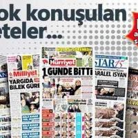 Geçen hafta en çok hangi gazeteler konuşuldu?
