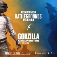 Godzilla, Kong ve Pubg Mobile'ın özel oyun içi işbirliği
