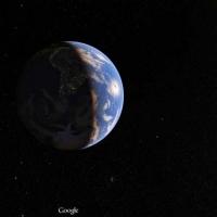 Google Maps'e uzay özelliği geldi