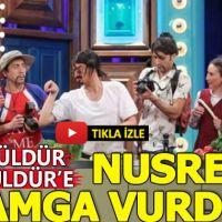 Güldür Güldür Show'a Nusret'in damga vurması