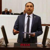 HDP'li Ali Kenanoğlu, antik Roma mezarının yıkımını Meclis gündemine taşıdı