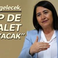 HDP'li Serpit Kemalpay: AKP'nin de adalet arayacağı günler olacak
