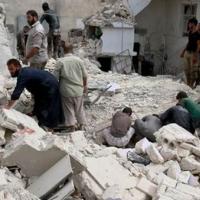 Halep son durum her taşın altından ceset çıkıyor