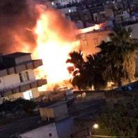 Hatay Reyhanlı'da şiddetli patlama!