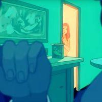 Hayran teorilerini kısa animasyon yapan dizi!