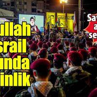 Hizbullah, İsrail'in drone'unu düşürdü!