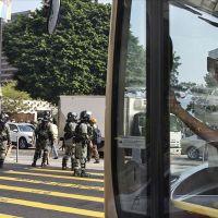 Hong Kong'da okullar 6 gün aradan sonra açıldı
