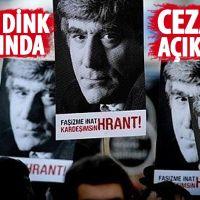 Hrant Dink davası sanıklarına ceza yağdı