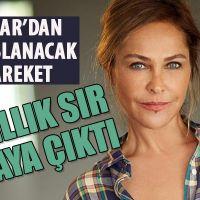 Hülya Avşar'ın 30 yıllık sırrının ortaya çıkması