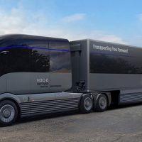 Hyundai hidrojenle çalışan kamyonunu tanıttı
