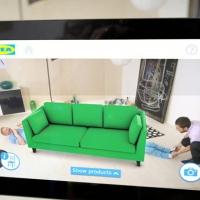 IKEA ile Apple'dan 3 boyutlu ortaklık