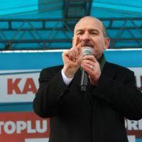İçişleri Bakanı, dağdaki terörist sayısını açıkladı