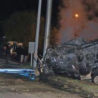 Iğdır'da 17 kişinin yanarak öldüğü 35 kişinin yaralandığı kaçak göçmen kazası!