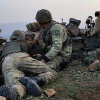 Iğdır'da çatışma! Yaralı askerler var