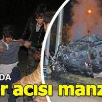 Iğdır'da yaşanan kazada ağır bilanço: 15 ölü, 35 yaralı