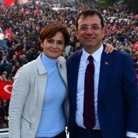 İmamoğlu'ndan Canan Kaftancıoğlu'na destek