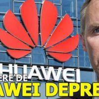 İngiltere'de Huawei depremi!