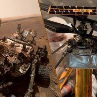 İnsanlık tarihinde ilk! Mars'ta insan yapımı bir cisim havalanacak