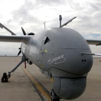 İnsansız Hava Aracı (ANKA) test uçuşu sırasında düştü
