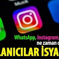 İnstagram çöktü mü | instagram ne zaman düzelecek 17 Temmuz 2019 | instagram akış yenilenemedi sorunu